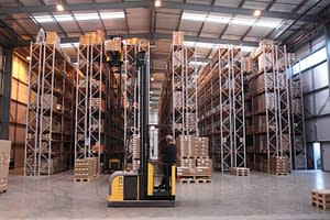 Pallet-racking systems